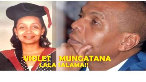 Thumbnail a_Mpasua Msonobari - Danson Mungatana aliyekuwa mbunge aomboleza kifo cha mkewe Violet
